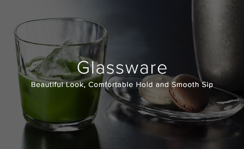Glassware - Drinkware, Tumblers, Glass Dinnerware