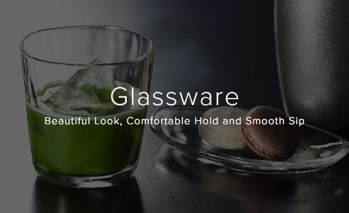 Glassware - Drinkware, Tumblers, Glass Dinnerware