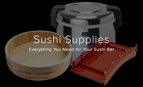 Sushi Supplies
