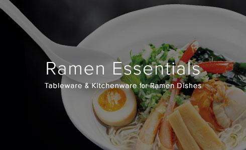 Ramen Shop Essentials