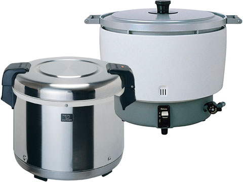 Rice Cookers & Warmers