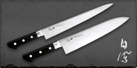 Haku Knives by Nenohi