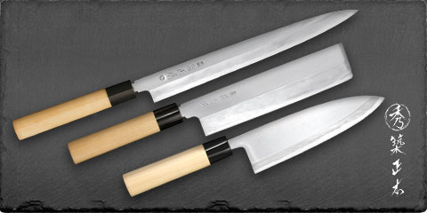 Japanese Kitchen Knives : MTC Kitchen