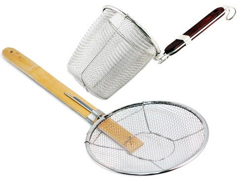 Noodle Strainers