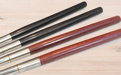 30% off Plating Chopsticks with wooden handle