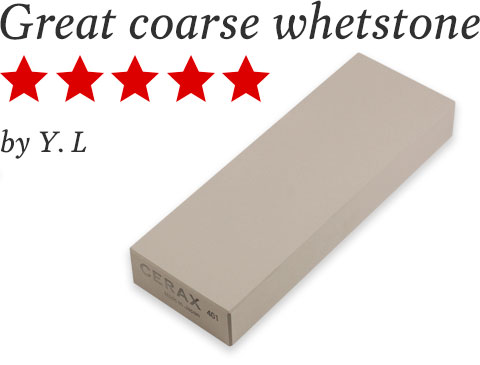 Great Coarse Whetstone
