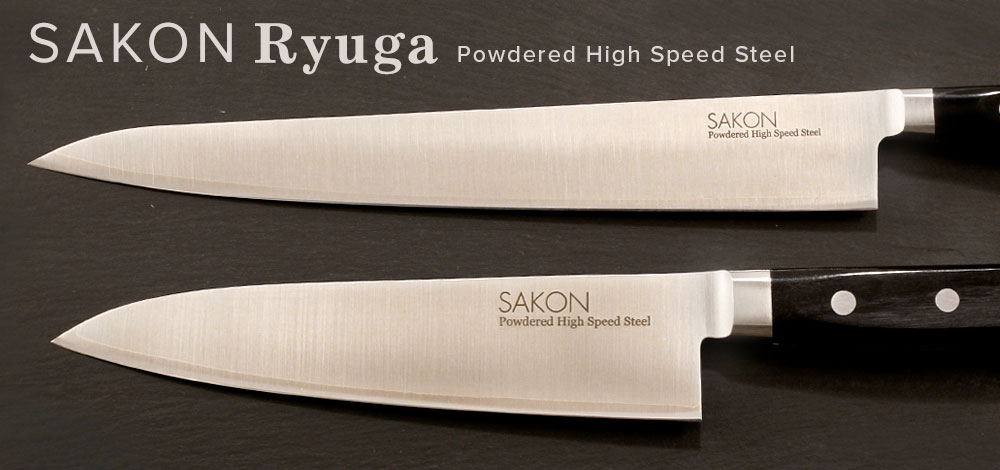30% Off Japanese Chef Knives made from Powdered High Speed Steel
