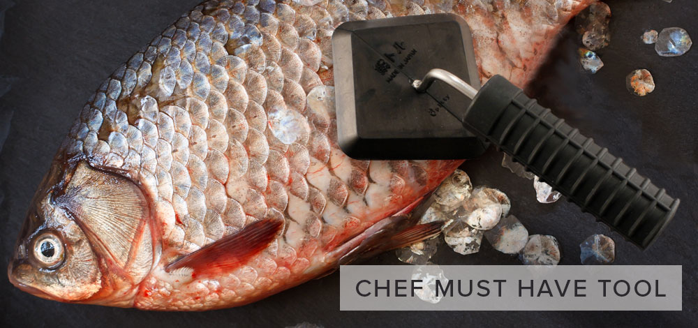 30% Off Sushi Chef must have this fish scaler