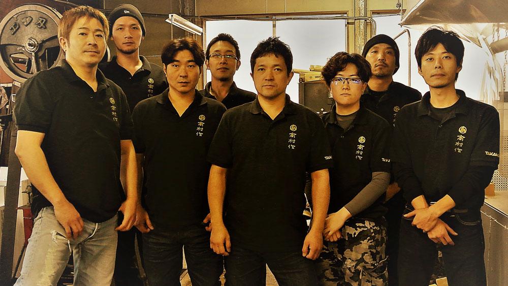 Takamura Blacksmiths - How High Speed Powdered Steel (R2) was Born