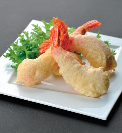 Shirimp Tempra Fry