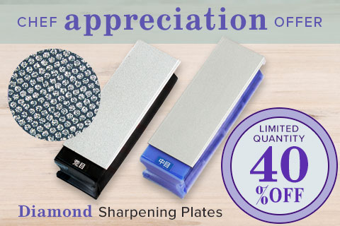 40% Off Diamond Sharpening Plates