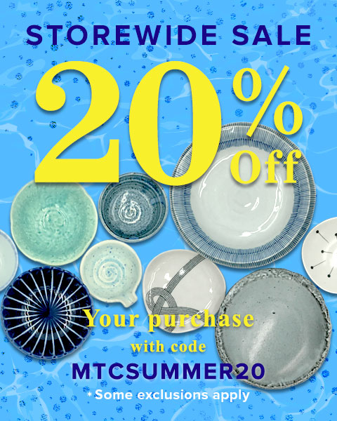 20% Off Big Summer Storewide Sale
