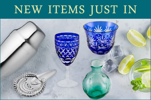 New Japanese Kitchenware, Tableware and more