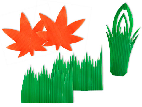 Baran Decorative Plastic Grass