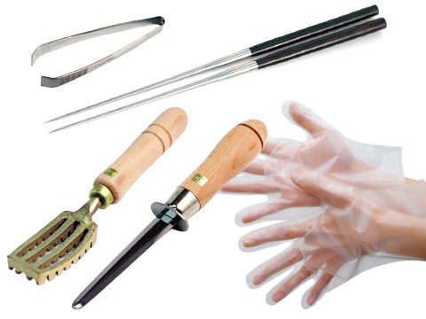 Sushi Chef Tools