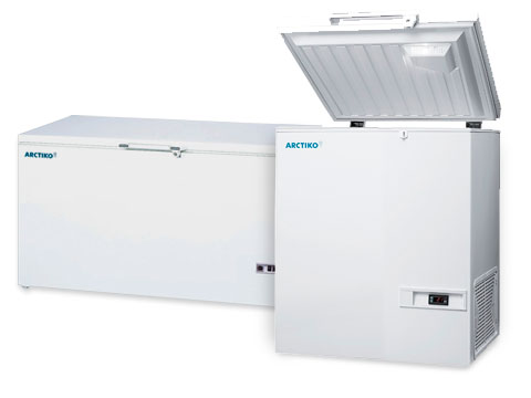 Low Temperature Freezers