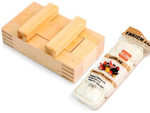 Rice Presses Molds