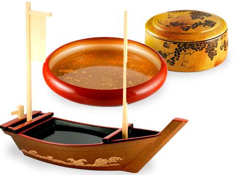 Sushi & Sashimi Serveware