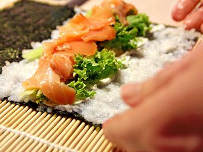 Makisu Sushi Rolling Mat