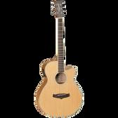 Tanglewood TW11SFCEOL Winterleaf Super Folk CE Olive Wood Guitar