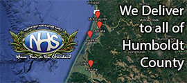Northcoast Horticulture Supply, Inc 513 K St. Arcata, CA 95521