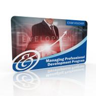 Exam Voucher - Managing Professional Development