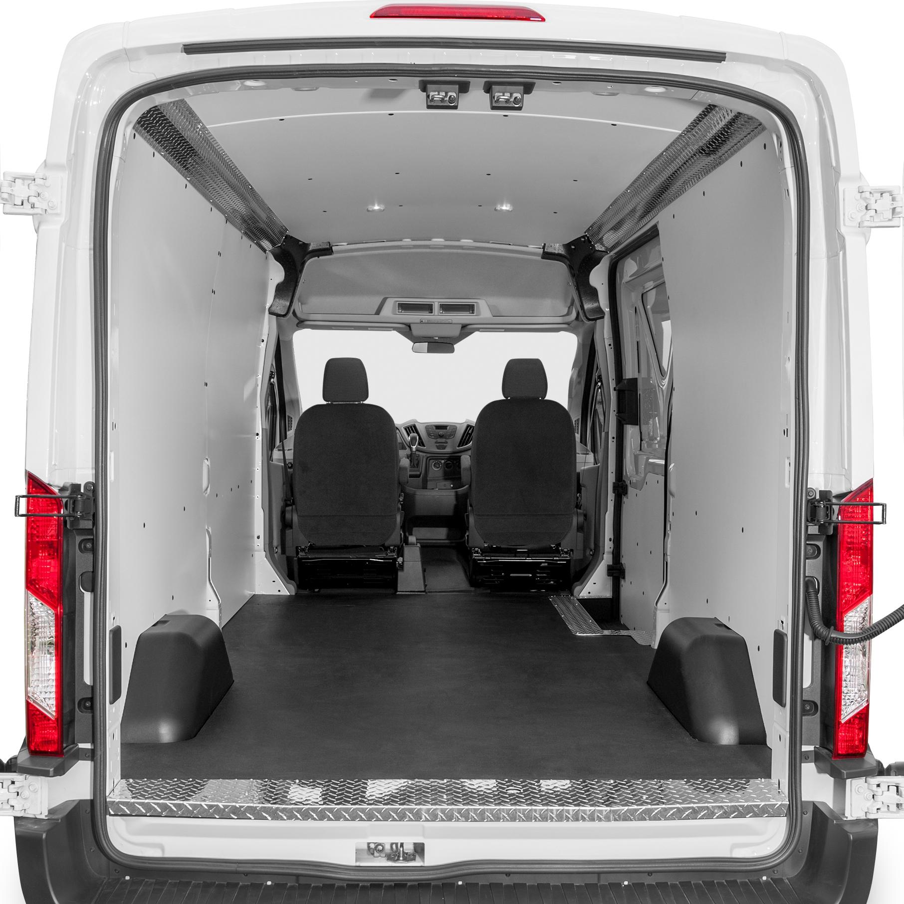 Commercial Van Shelving Van Equipment Advantage Outfitters