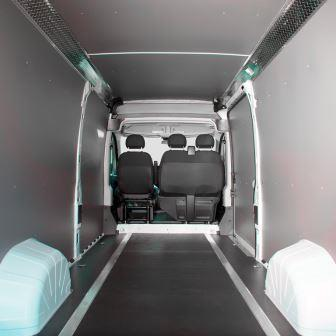 Plastic Interior Van Wall Liners for ProMaster