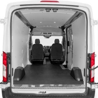 Plastic Interior Van Wall Liners for Transit