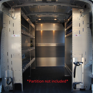 "Transit HVAC Package - 130""WB MR / 148""WB MR/HR"