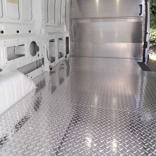 Ford Transit Commercial Van Floors Advantage Outfitters