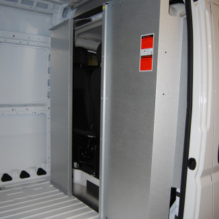 ProMaster Straight Partition