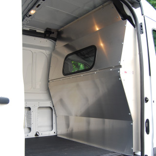 ProMaster Contoured Partition with Window