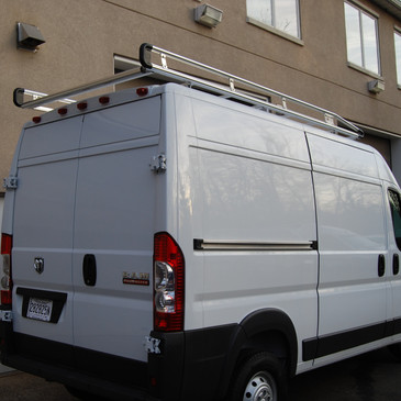 Ram Promaster Commercial Van Roof Decks Advantage Outfitters