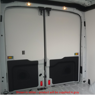 Transit Door Panels - Rear Doors