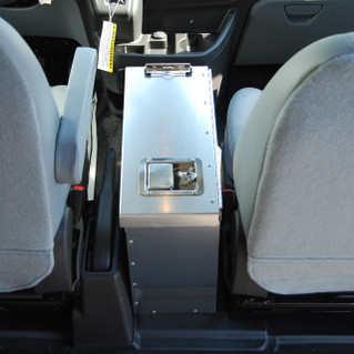 Transit Cab Organizer Box