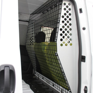 ProMaster City Wire Mesh Partition