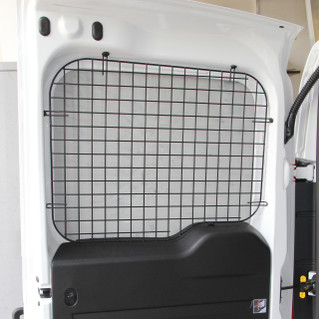 ProMaster City Window Grills - Rear Doors