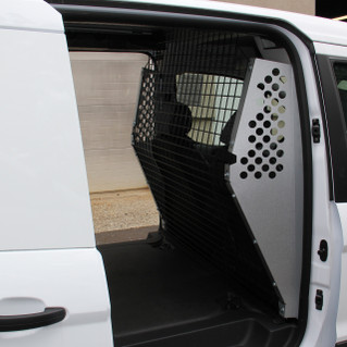 Transit Connect Wire Mesh Partition