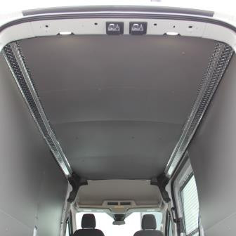 Insulated Transit Van Ceiling Liner Advantage Outfitters