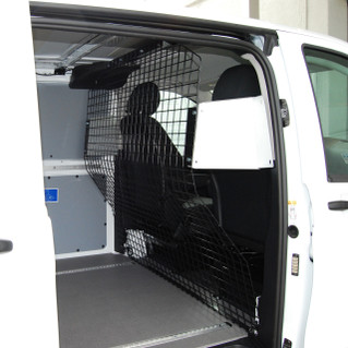 Metris Wire Mesh Partition