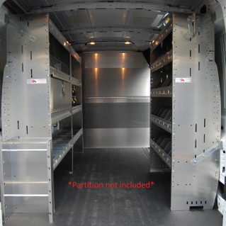 Nissan NV Electrical Package -  High Roof
