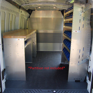 Nissan NV Locksmith Package - High Roof
