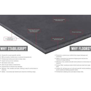 Nissan NV StabiliGrip Floor
