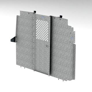 Nissan NV Solid Swing Door Partition - Low Roof