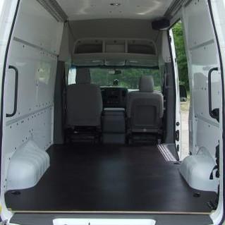 Nissan NV Composite Wood Floor