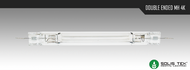 SolisTek Double Ended 4K Metal Halide (Pulse-Start)