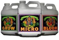 Advanced Nutrients Bloom, Micro & Grow - 4 L Each