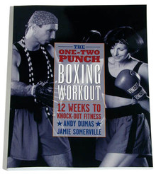 One Two Punch Boxing Workout Instructional Book