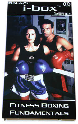 "Instructional Video - ""i Box: Fitness Boxing Fundamentals"" VHS"